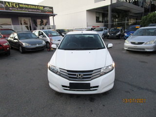 2010 Honda City GM VTi 5 Speed Automatic Sedan.