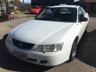 2003 Holden Ute VY II White 4 Speed Automatic Utility