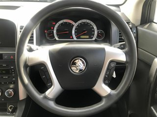 2007 Holden Captiva CG SX AWD White 5 Speed Manual Wagon