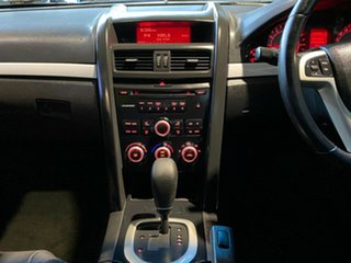 2008 Holden Commodore VE MY09 SS Red 6 Speed Sports Automatic Sedan