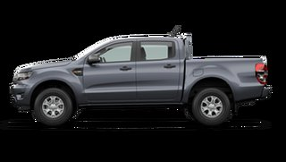 2021 Ford Ranger PX MkIII 2021.25MY XLS Meteor Grey 6 Speed Manual Double Cab Pick Up