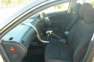 2008 Toyota Corolla ZRE152R Ascent Grey 6 Speed Manual Sedan