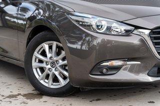 2018 Mazda 3 BN5478 Maxx SKYACTIV-Drive Sport Titanium Flash 6 Speed Sports Automatic Hatchback.