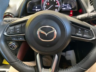 2017 Mazda CX-3 DK4W7A sTouring SKYACTIV-Drive i-ACTIV AWD Black 6 Speed Sports Automatic Wagon