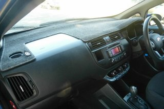 2011 Kia Rio UB MY12 S Blue 4 Speed Sports Automatic Hatchback