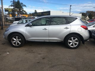 2009 Nissan Murano Z51 ST Silver 6 Speed Constant Variable Wagon