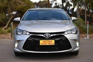 2016 Toyota Camry ASV50R Atara S Silver 6 Speed Sports Automatic Sedan.