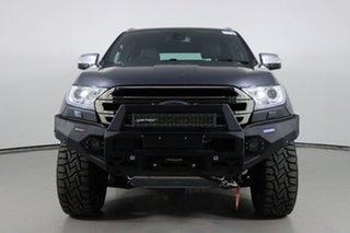 2016 Ford Everest UA Titanium Grey 6 Speed Automatic SUV.