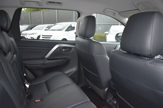 2020 Mitsubishi Pajero Sport QF MY20 Exceed Billet Silver 8 Speed Sports Automatic Wagon