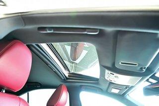 2014 Lexus IS AVE30R IS300h F Sport White 1 Speed Constant Variable Sedan Hybrid