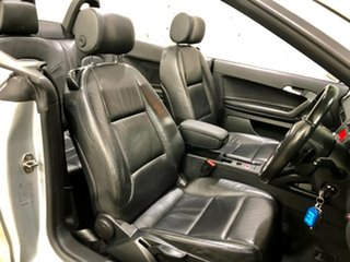 2011 Audi A3 8P MY11 TFSI S Tronic Attraction Silver 7 Speed Sports Automatic Dual Clutch