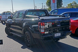 2020 Ford Ranger PX MkIII 2020.25MY FX4 Black 10 Speed Sports Automatic Double Cab Pick Up.