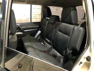 2014 Mitsubishi Pajero NW MY14 GLX-R Gold 5 Speed Sports Automatic Wagon