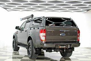 2017 Ford Ranger PX MkII MY18 XL 3.2 (4x4) Grey 6 Speed Automatic Crew Cab Utility