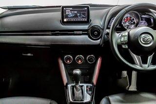2015 Mazda CX-3 DK4WSA Akari SKYACTIV-Drive i-ACTIV AWD Red 6 Speed Sports Automatic Wagon