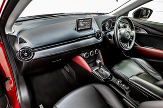 2015 Mazda CX-3 DK4WSA Akari SKYACTIV-Drive i-ACTIV AWD Red 6 Speed Sports Automatic Wagon.