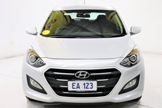 2017 Hyundai i30 GD4 Series II MY17 Active Silver 6 Speed Sports Automatic Hatchback.