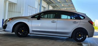 2013 Subaru Impreza G4 MY13 2.0i Lineartronic AWD Silver 6 Speed Constant Variable Hatchback
