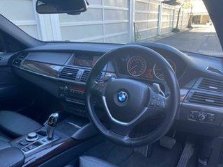 2008 BMW X6 E71 xDrive35d Coupe Steptronic Black 6 Speed Sports Automatic Wagon