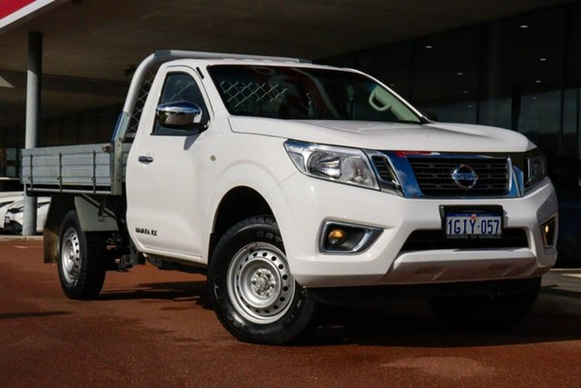 Used Nissan Navara D23 S2 RX Gosnells, 2017 Nissan Navara D23 S2 RX White 7 Speed Sports Automatic Cab Chassis