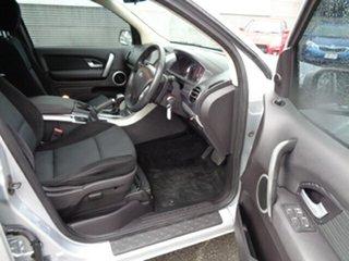 2012 Ford Territory SZ TS Seq Sport Shift AWD Silver 6 Speed Sports Automatic Wagon