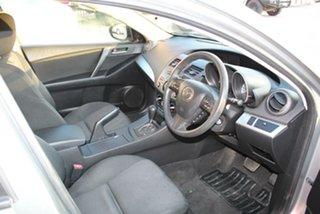 2013 Mazda 3 BM Neo Silver 6 Speed Automatic Sedan