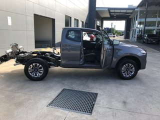 2021 Mazda BT-50 TFS40J XT Freestyle Concrete Grey 6 Speed Sports Automatic Cab Chassis
