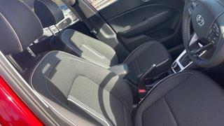 2021 Hyundai Venue QX.V3 MY21 Elite Fiery Red 6 Speed Automatic Wagon