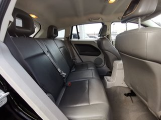 2008 Dodge Caliber PM SX Black Clearcoat 6 Speed Constant Variable Hatchback