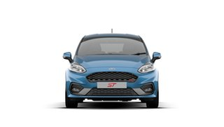 2021 Ford Fiesta WG 2021MY ST Ford Performance Blue 6 Speed Manual Hatchback