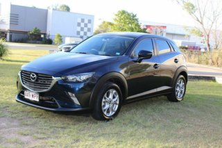 2016 Mazda CX-3 DK2W76 Maxx SKYACTIV-MT Black 6 Speed Manual Wagon.