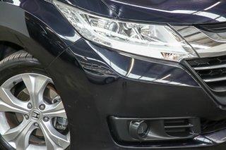 2016 Honda Odyssey RC MY16 VTi Blue 7 Speed Constant Variable Wagon.