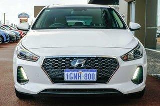 2018 Hyundai i30 PD2 MY19 Elite White 6 Speed Sports Automatic Hatchback