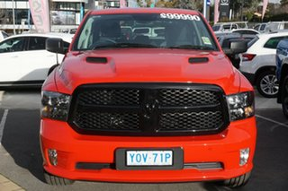 2021 Ram 1500 DS MY21 Express SWB Red 8 Speed Automatic Utility.