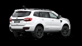 2021 Ford Everest UA II 2021.25MY Sport Arctic White 6 Speed Sports Automatic SUV.