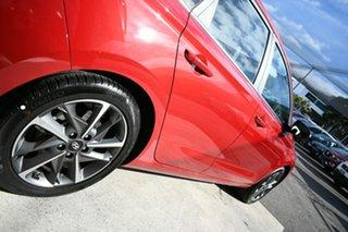 2021 Hyundai i30 PD.V4 MY21 Elite Fiery Red 6 Speed Sports Automatic Hatchback