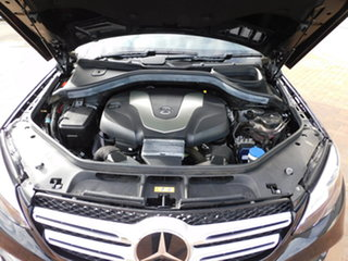 2017 Mercedes-Benz GLE-Class W166 807MY GLE350 d 9G-Tronic 4MATIC Black 9 Speed Sports Automatic