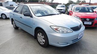 2003 Toyota Camry ACV36R Altise Blue 4 Speed Automatic Sedan.