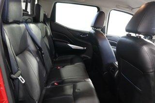 2018 Nissan Navara D23 S3 ST-X Red 7 Speed Sports Automatic Utility
