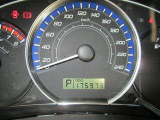 2010 Subaru Forester MY10 X Silver 4 Speed Auto Elec Sportshift Wagon