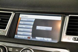 2011 Land Rover Range Rover MY11 Sport 3.0 TDV6 Luxury White 6 Speed Automatic Wagon