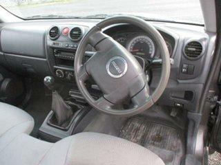 2011 Isuzu D-MAX Turbo EX 4x4 Grey Manual Cab Chassis