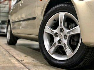 2003 Mazda 323 BJ II-J48 Astina Shades Gold 4 Speed Automatic Hatchback