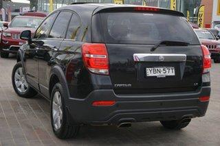 2014 Holden Captiva CG MY14 7 LS Black 6 Speed Sports Automatic Wagon