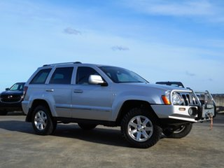 2009 Jeep Grand Cherokee WH MY2009 Limited Silver 5 Speed Automatic Wagon