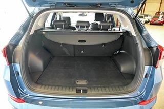 2016 Hyundai Tucson TL MY17 30 D-CT AWD Special Edition Blue 7 Speed Sports Automatic Dual Clutch