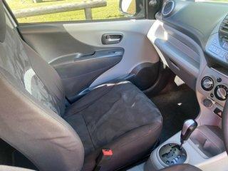 2011 Suzuki Alto GF GL Silver 4 Speed Automatic Hatchback