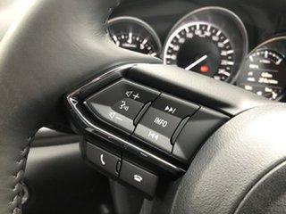 2021 Mazda CX-8 KG2WLA Sport SKYACTIV-Drive FWD Snowflake White 6 Speed Sports Automatic Wagon
