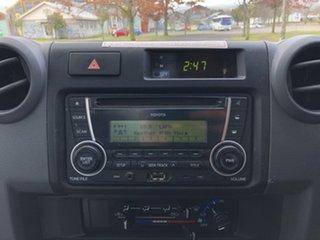 2018 Toyota Landcruiser VDJ79R GX Vanilla 5 Speed Manual Cab Chassis