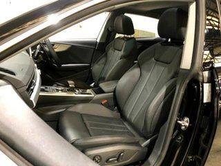 2019 Audi A5 F5 MY19 40 TFSI Sportback S Tronic Sport Black 7 Speed Sports Automatic Dual Clutch